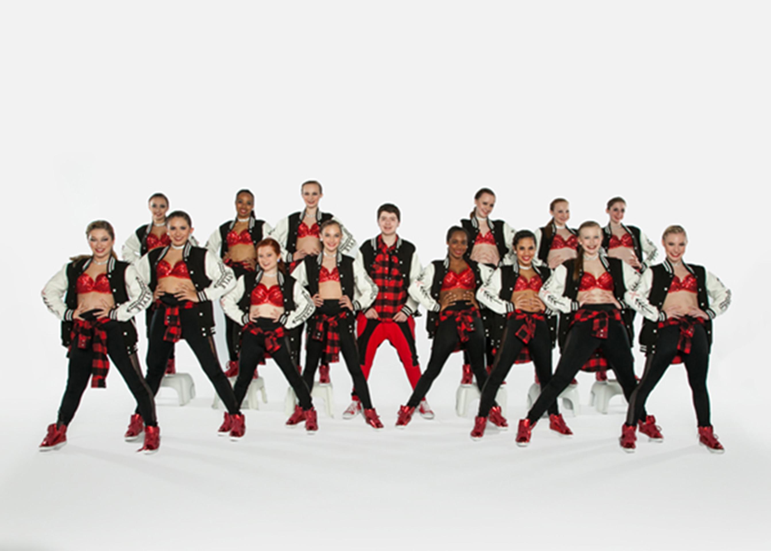 group sample dance