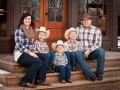 Outdoor-Family-Portrait-Western