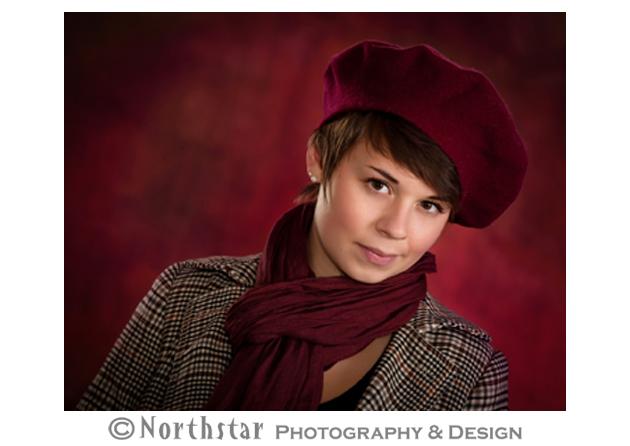 2015 Livonia High School Senior Photography studio