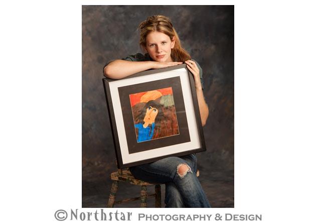 SE Michigan Senior Photographer